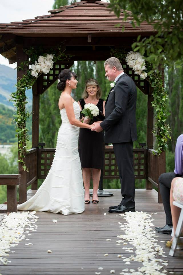 Queenstown Wedding Ceremony