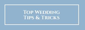 top-wedding-tips-tricks