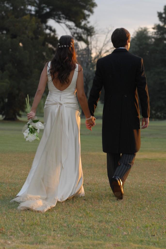 Small New Zealand Wedding